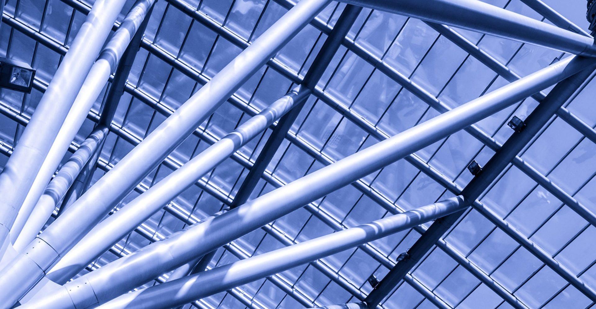 Perfil tubular construcción