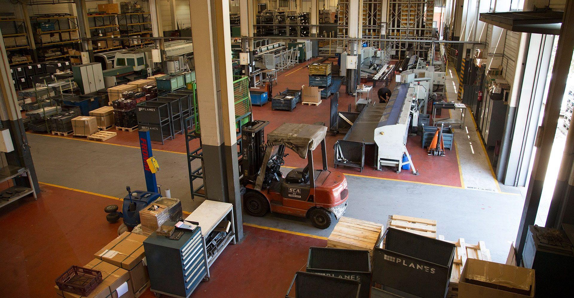 Empresas de mecanizado en España