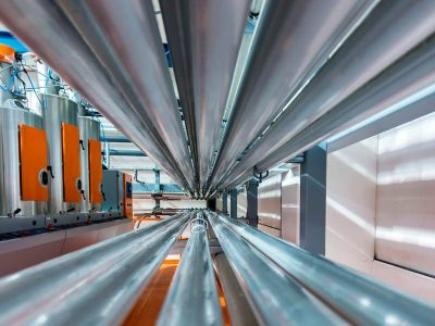 Procesos de fabricación de tubo