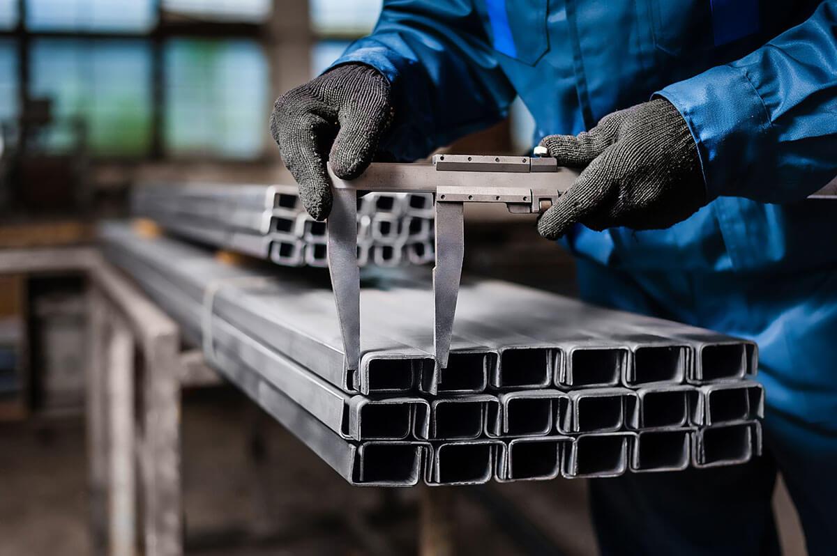 Mecanizado de acero